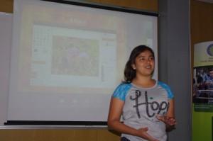 Lila Gutierrez y GIMP
